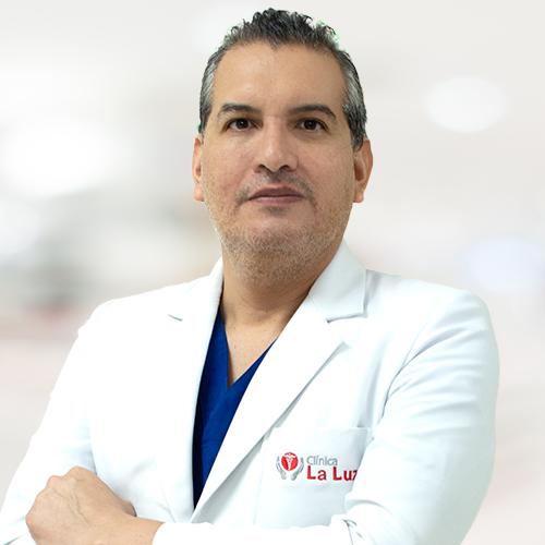Dr. Gian Carlos Mendiola Barrios