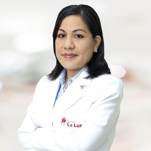 Dra. Nadine Príncipe Diestra