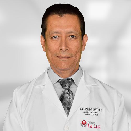 Dr. Johnny Mayta Rodríguez