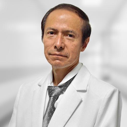 Dr. Miguel Ángel Paredes Bullón