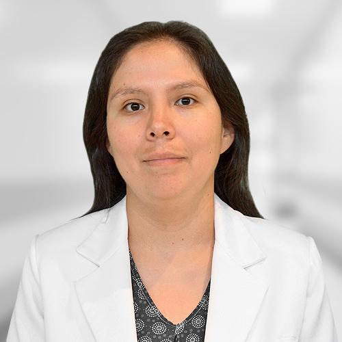 Dra. Cynthia Olarte Soto