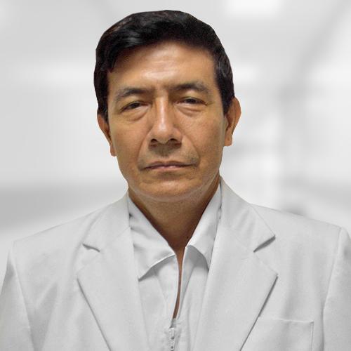 Dr. Jorge Luis Huamán Rodríguez