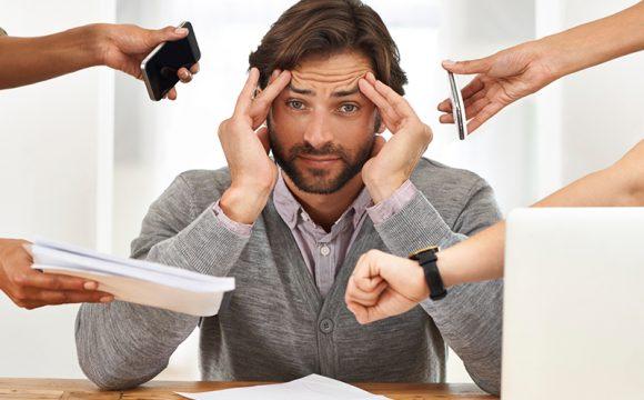Estrés: El mal de nuestro tiempo