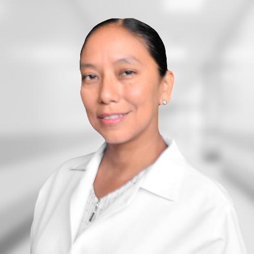 Dra.  Katherine León Carazas