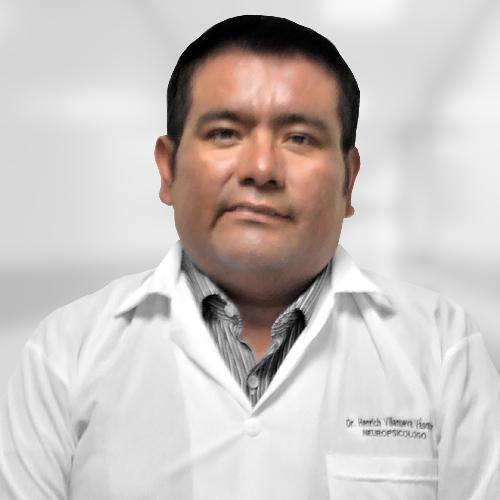 Lic. Henrich Joel Villanueva Vasquez