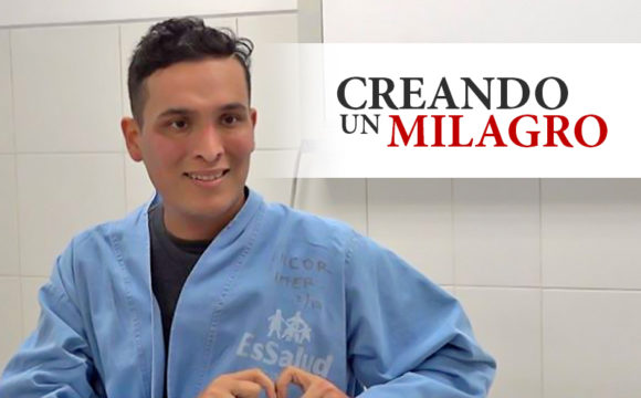 (VIDEO) Creando un Milagro
