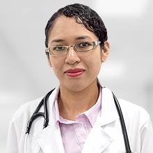Dra. Yesenia Flores Cayro