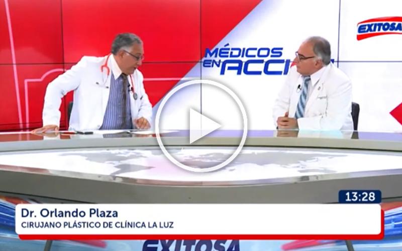 (VIDEO) Entrevista a nuestro Cirujano Plástico Dr. Orlando Plaza