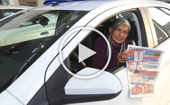 (VIDEO) ¡El Dr. Fermín Silva se compromete a operar de la vista a Doña Margarita Cueto totalmente gratis!
