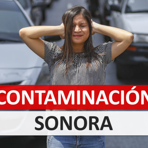 (VIDEO) Contaminación Sonora