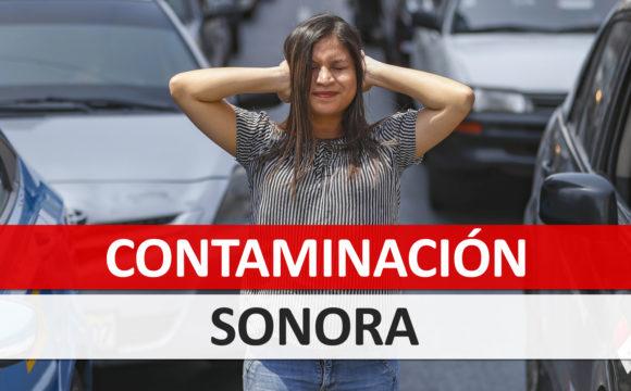 (VIDEO) Contaminación Sonora