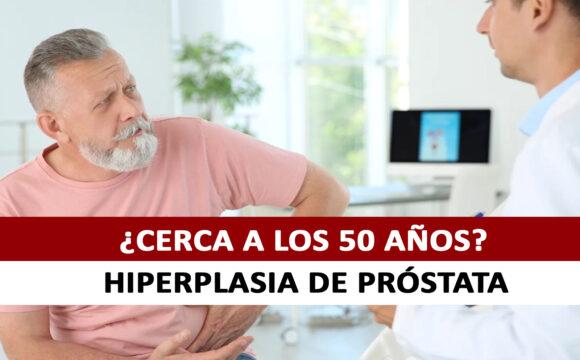 Hiperplasia de Próstata