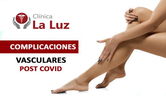 Complicaciones vasculares después del COVID-19