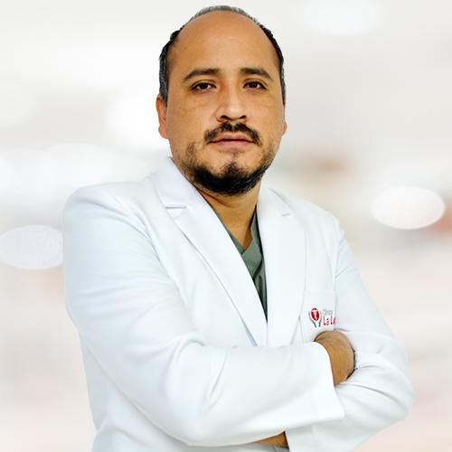 Dr. Andrés  Pizarro Rodríguez