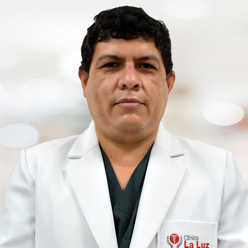 Dr. Cesar Morán Solano
