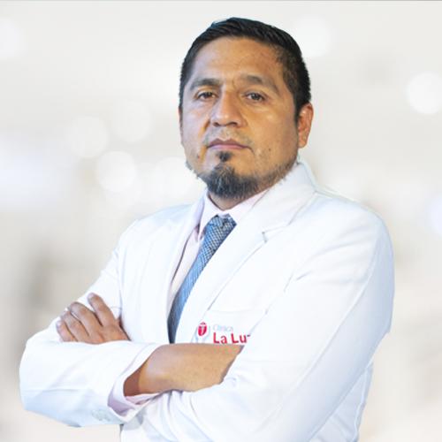Dr. Cristiam Andrés Gutierrez Espinola