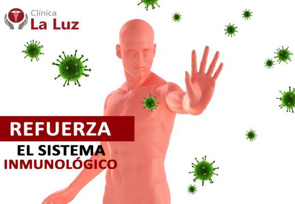 ¿Cómo reforzar el Sistema Inmunológico frente al Coronavirus?