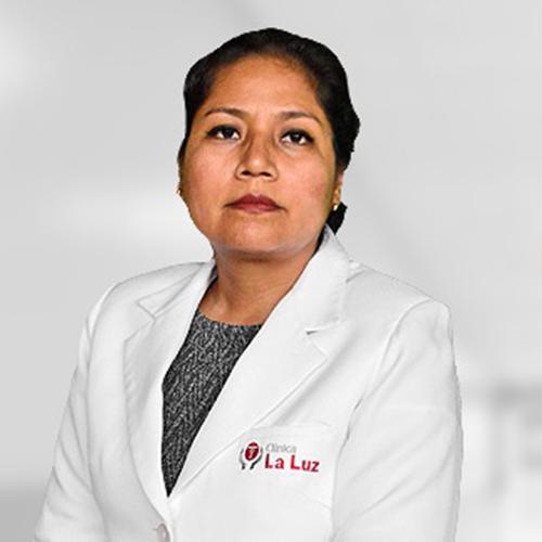 Dra. Rosa Luján Yoshidaira